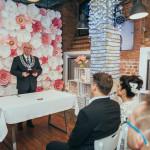 Ślub - sala na poziomie - 1